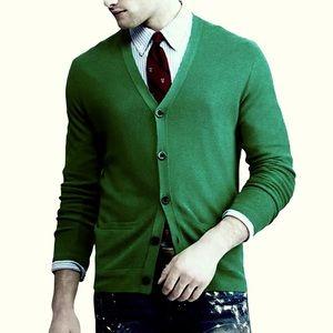 Men Ralph Lauren Polo Wool Golf Cardigan Sz XL NWT